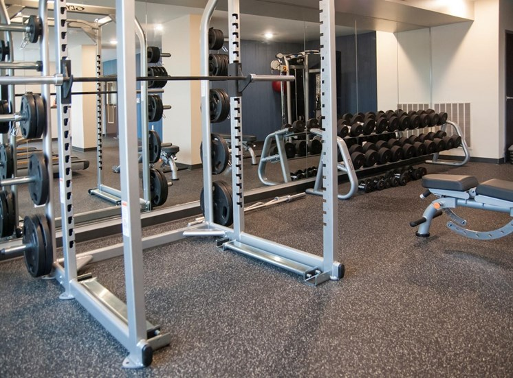 State-of-the-Art Fitness Center at Martin Blu, Eden Prairie, MN 55344
