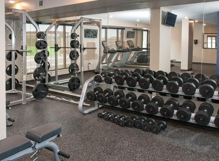 High Endurance Fitness Center at Martin Blu, Eden Prairie, 55344