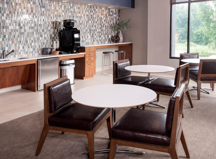 Dining Area at Martin Blu, Minnesota