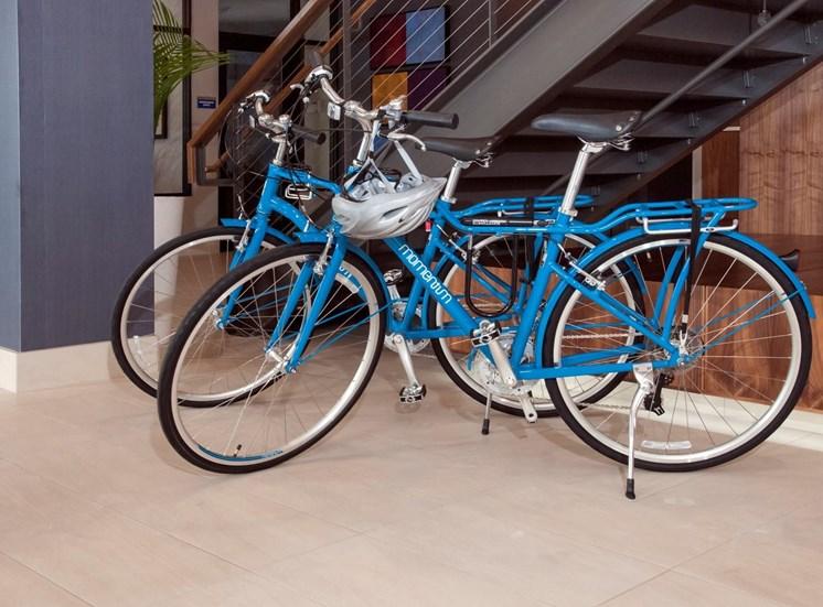 Bike Racks at Martin Blu, Eden Prairie, MN 55344