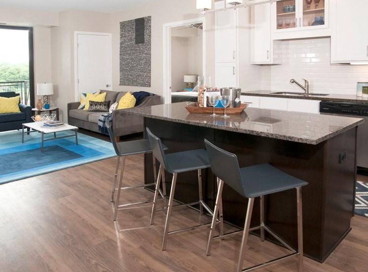 Bright Spacious Apartment Homes at Martin Blu, Eden Prairie, Minnesota