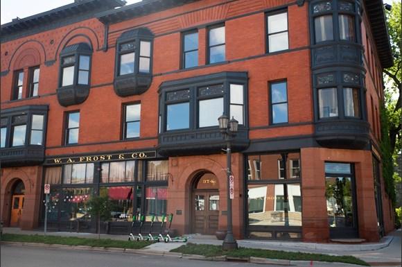 The Hill Apartments 255 Western Avenue N Saint Paul Mn Rentcafe