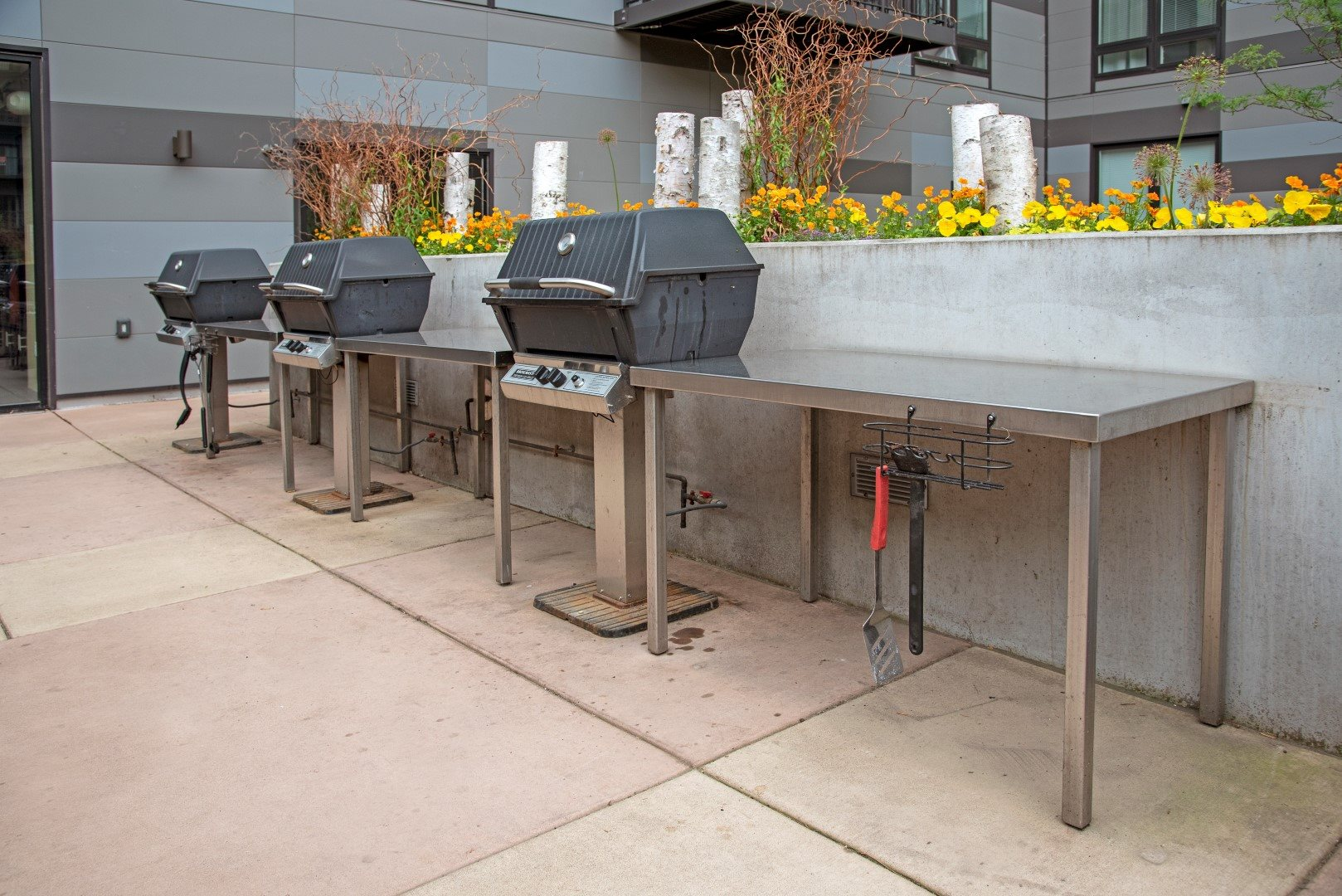 Grilling Stations at Third North, Minnesota, 55401