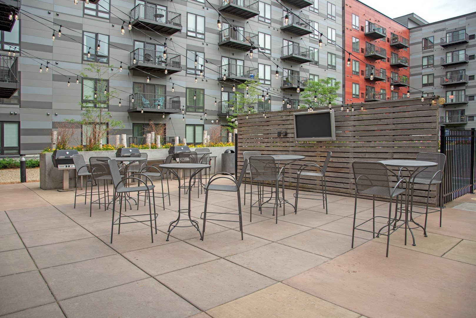 Patios Perfect For Social Events at Third North, Minnesota, 55401