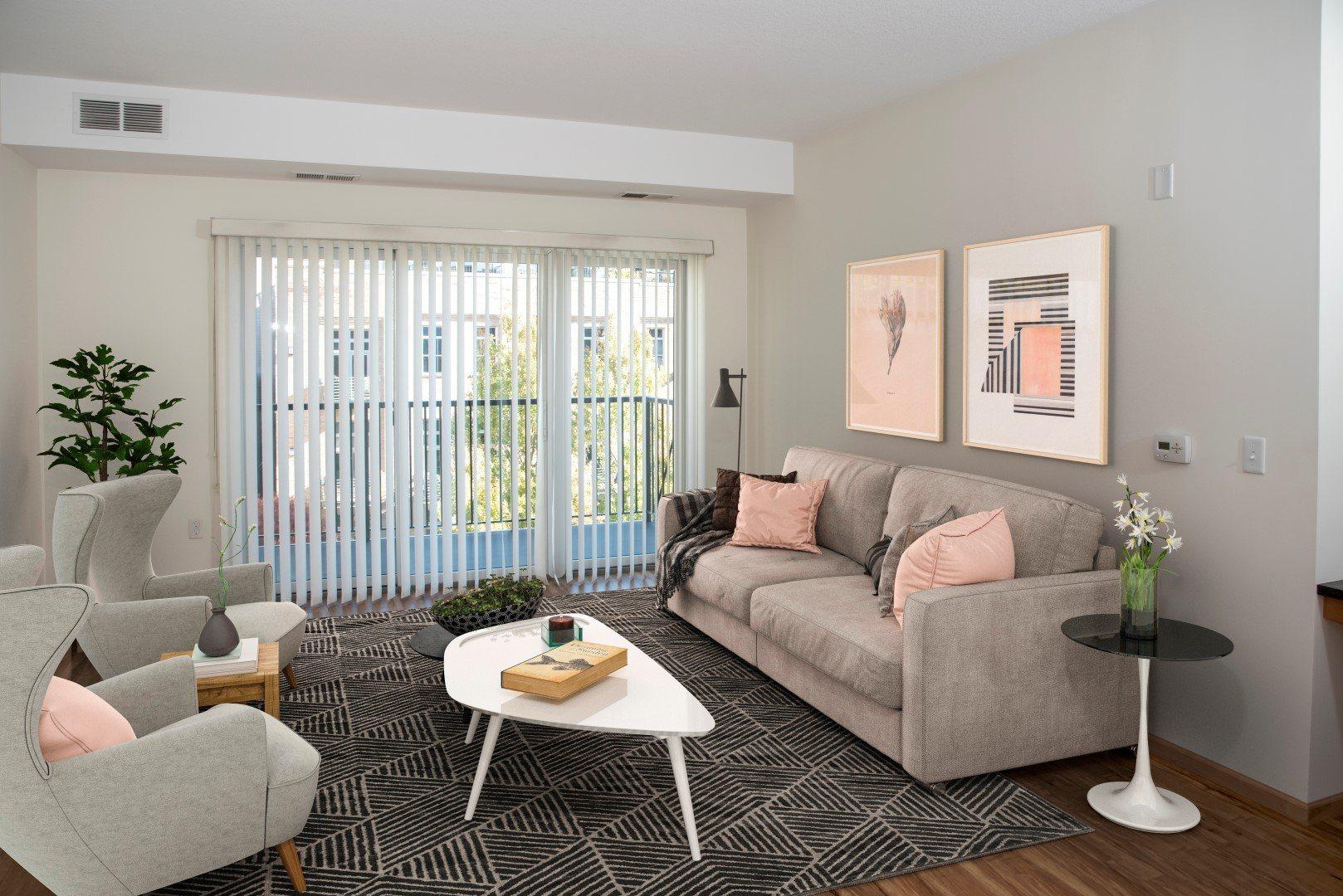 Third North apartments in North Loop Minneapolis