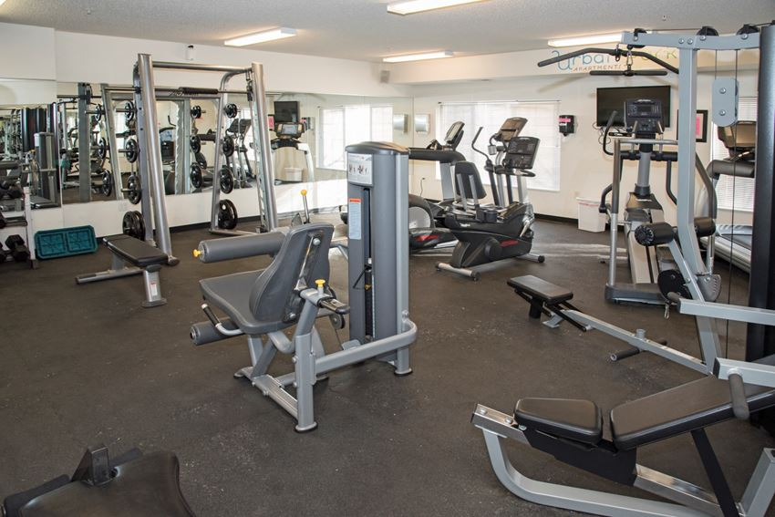 Health And Fitness Center at Urban Park Apartments, St Louis Park