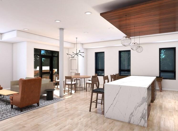 UrbanParkII Community Room rendering