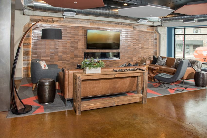 Cozy Lounge at Victoria Flats, Victoria, MN 55386