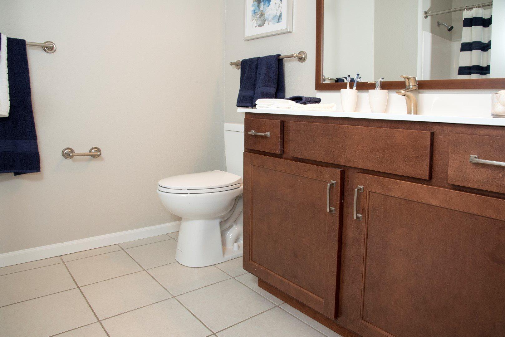 Waterstone Place bathroom