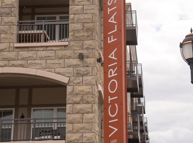 Vicoria Flats Exterior