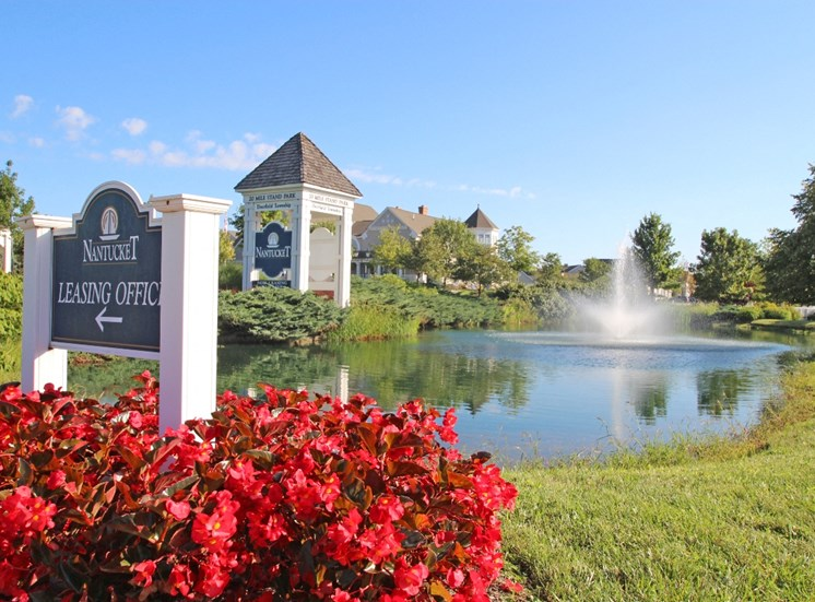 This is a picture of 20 mile stand park at Nantucket Apartments, in Loveland, OH.