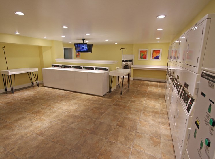 This is a photo of the clothes care center at Park Lane Apartments in Cincinnati, OH.