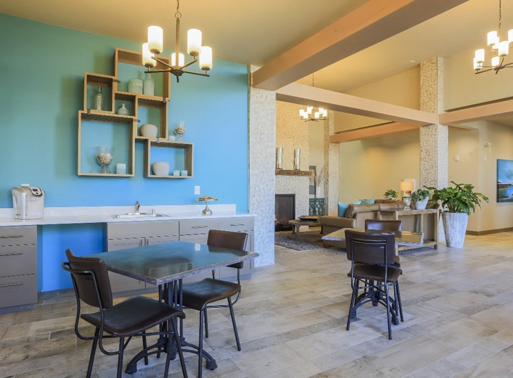 Event Kitchen, Lounge