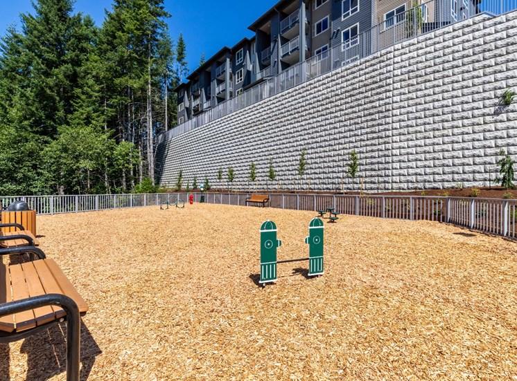 Dog Park at Panorama, Washington, 98065