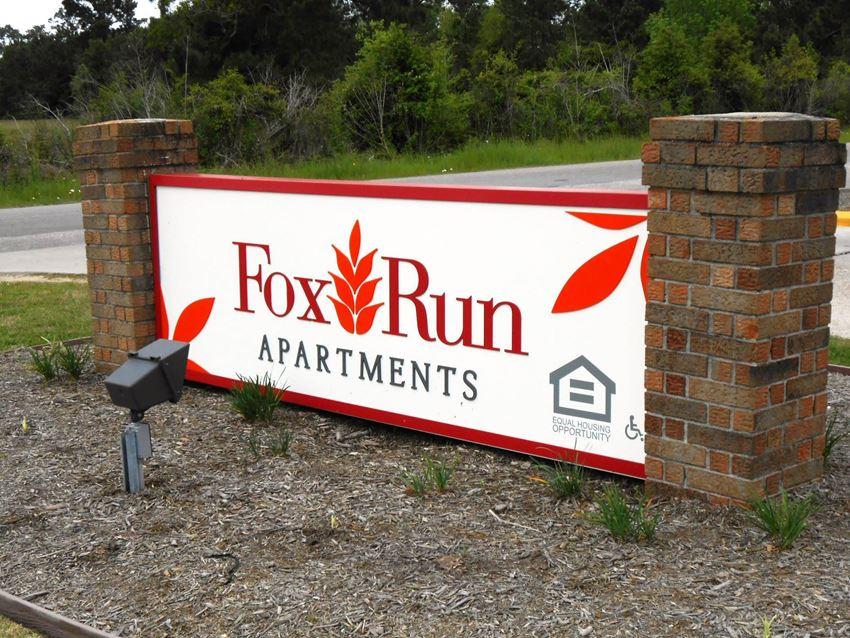 Fox Run Apartments Exterior