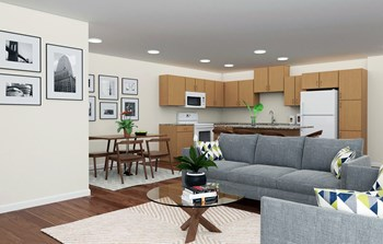 5188 Clark Street Southwest 1-3 Beds Apartment for Rent Photo Gallery 1