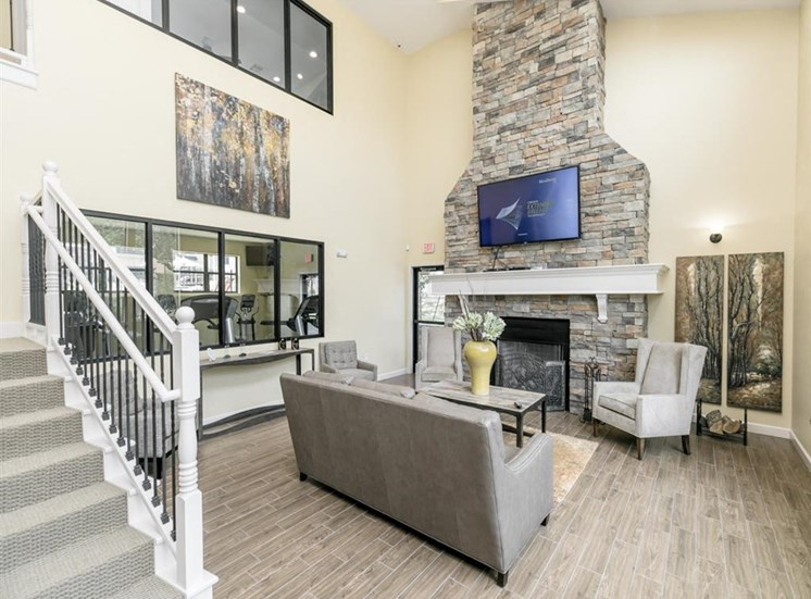 clubhouse at Forest Place in Little Rock AR 1