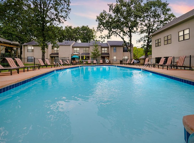 Forest Place Pool in Little Rock AK