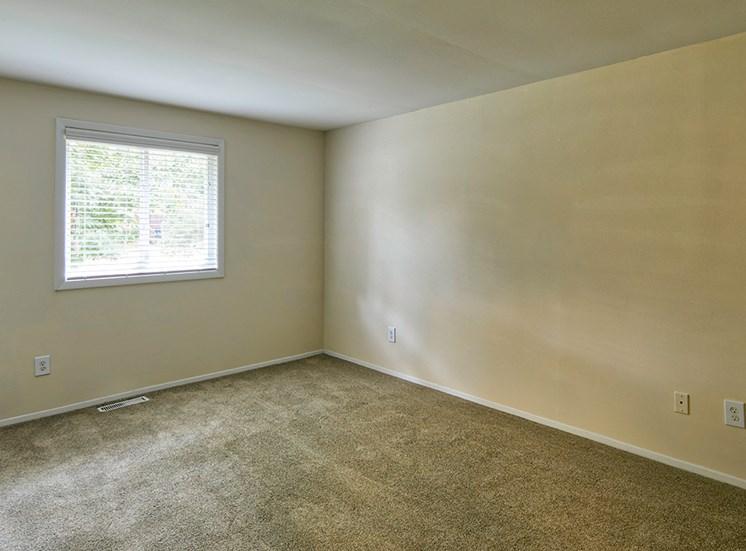 Bedroom at Millspring Commons in Richmond VA