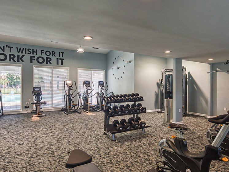 Fitness_Center_Compass_At_City_Center in Newport News Va