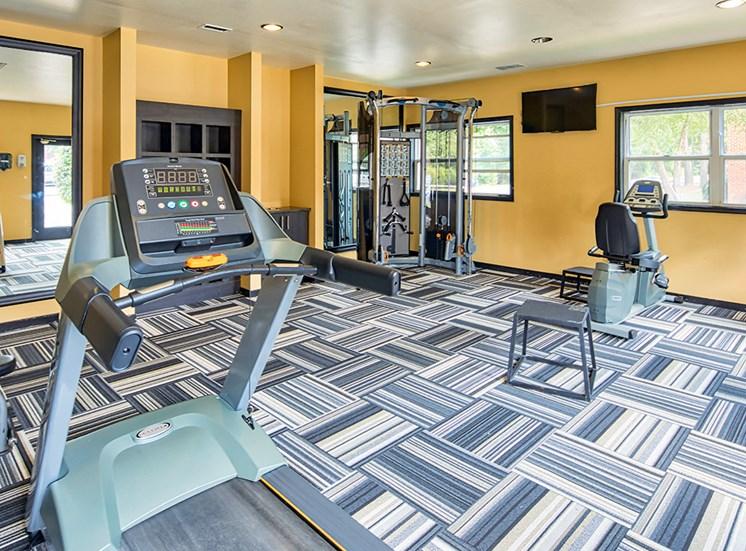 Millspring Commons Townhouses Fitness Center