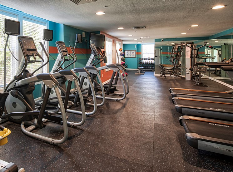 Fitness Center at_Smiths_Landing_Apartments