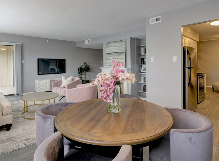 Dining Area at Forest Place