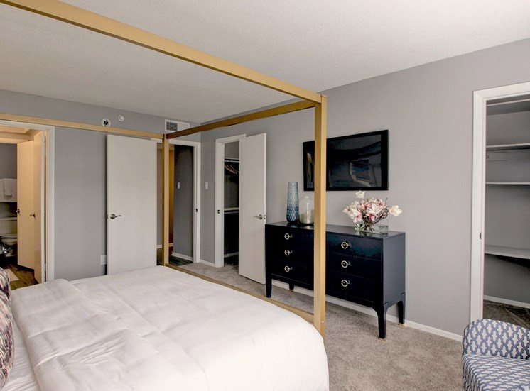 Bedroom at Forest Place