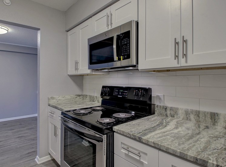 Kitchen at Forest Place