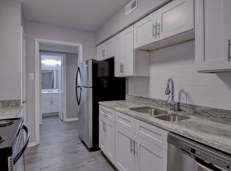 Kitchen at Forest Place 2