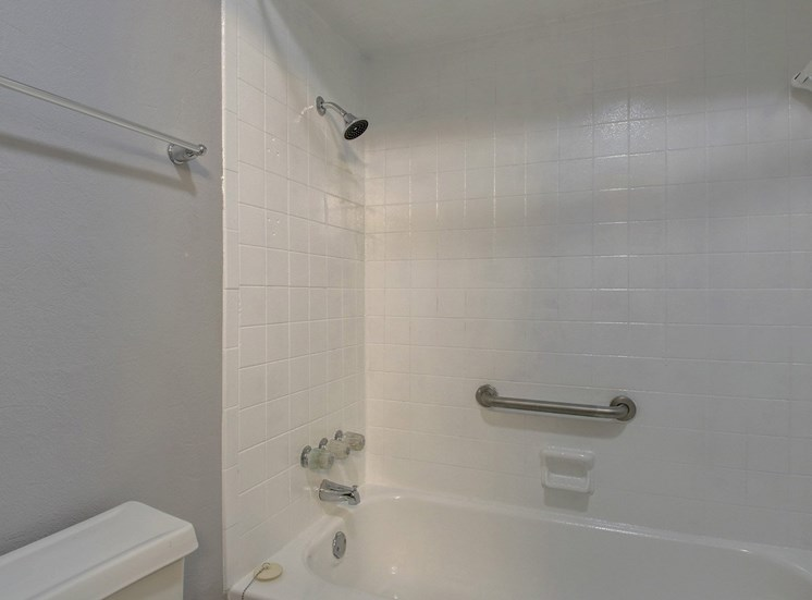 second Bathroom at Forest Place in Little Rock AR
