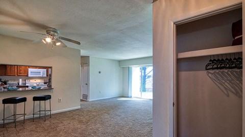 Barrington Apartments Entryway