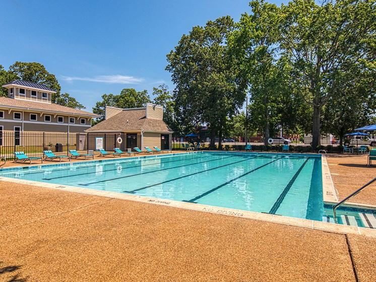 Pool_Compass_At_City_Center_in Newport News VA