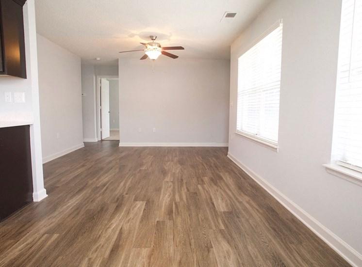 Living Room at Flintlake Apartments