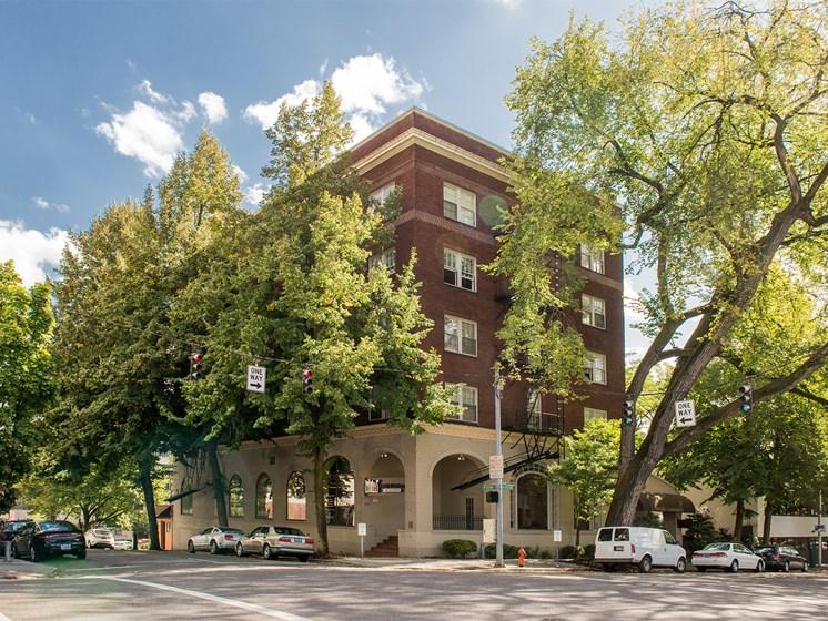 Downtown Portland Apartments