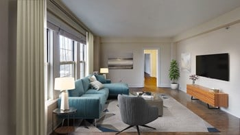 1401 Beacon Street 1-2 Beds Apartment for Rent Photo Gallery 1