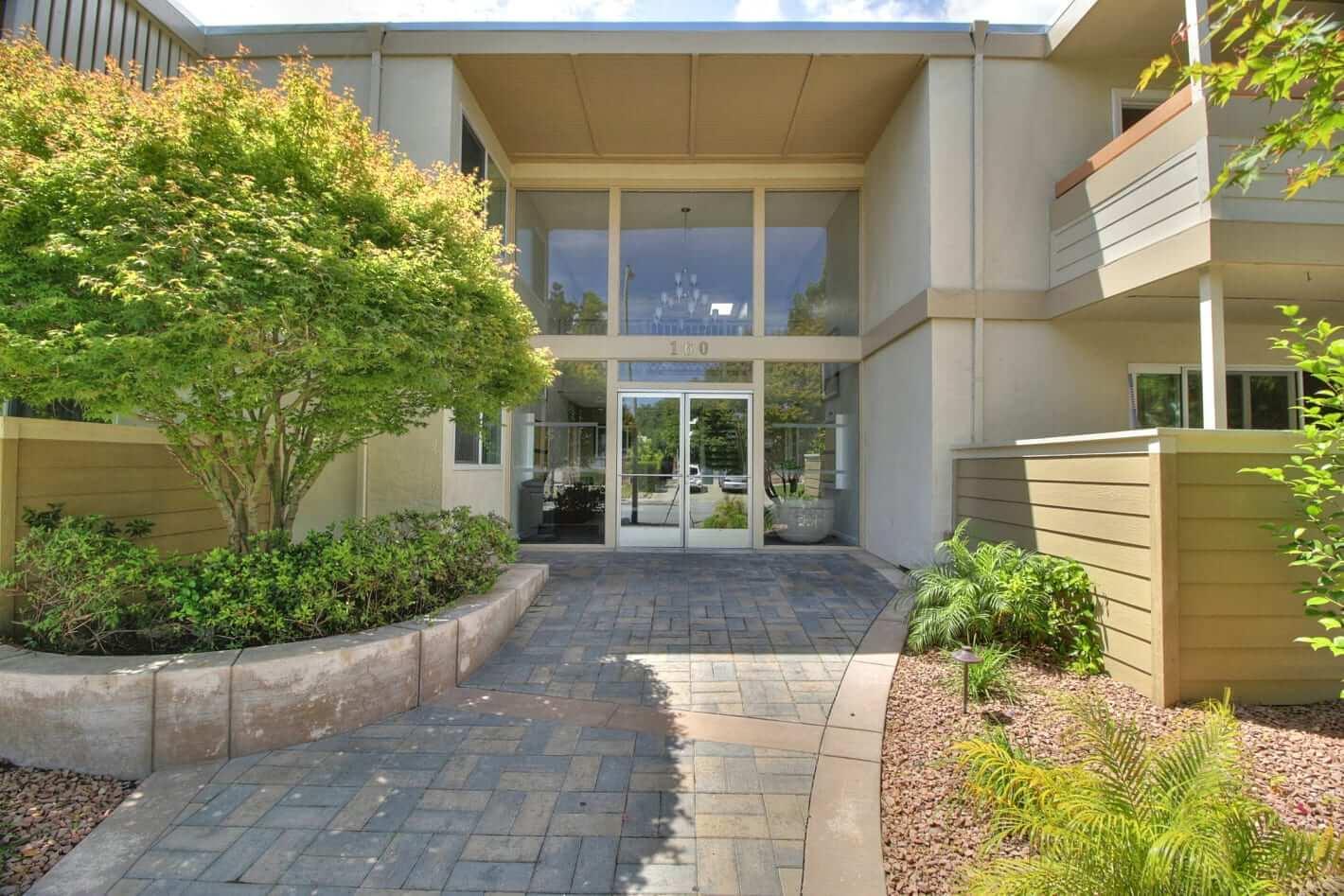 magnolia apartments building exterior