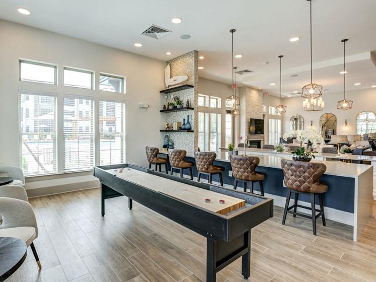 Modern Resident Clubhouse,at Estero Parc, Estero, FL, 33928