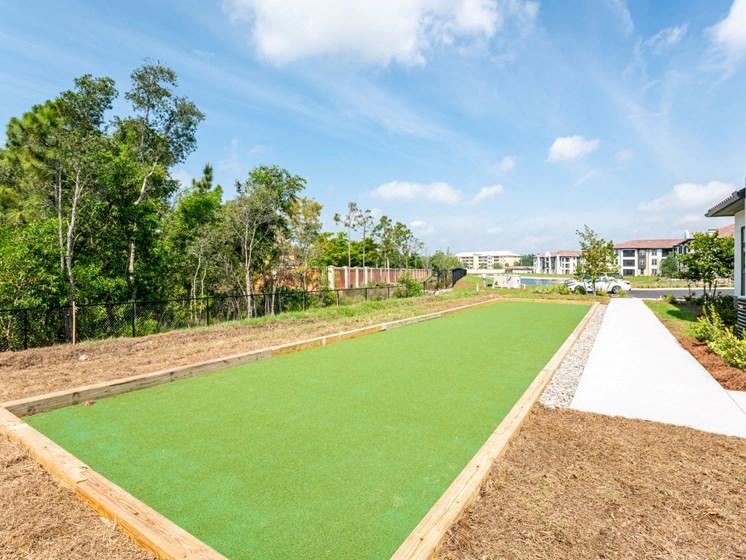 Sport Court, at Estero Parc, Estero, FL, 33928