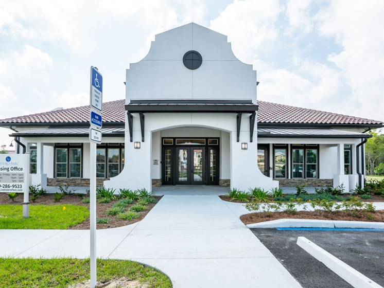 Office Exterior, at Estero Parc, Estero, FL, 33928
