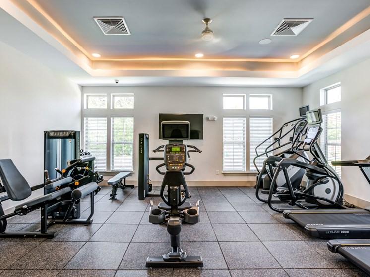 State-of-the-art Fitness Center,at Estero Parc, Estero, FL, 33928