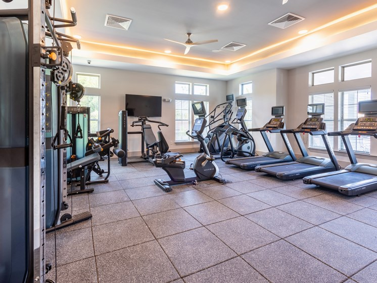 Fitness Center With 24 Hour Access at Estero Parc, Florida