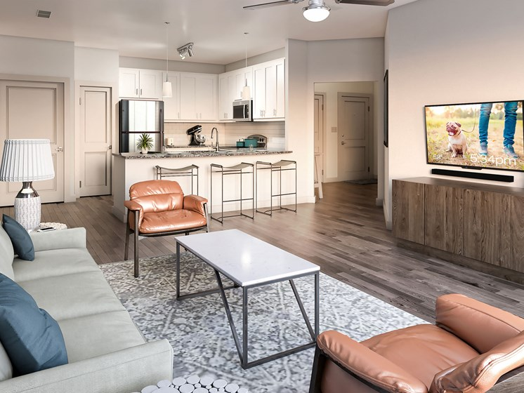 Enjoy Comfortable Living In A Relaxed Environment at The Columns on Main, Spring Hill, TN, 37174