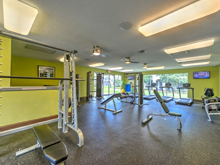 Addison Landing Fitness Center