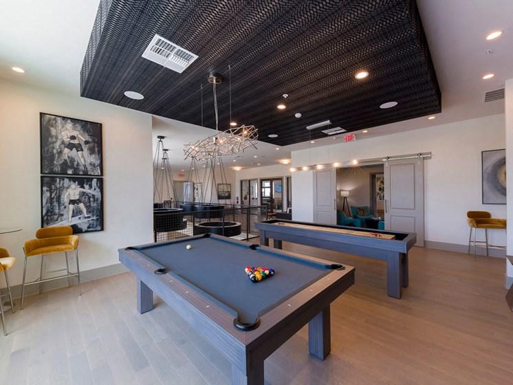 Ciel Luxury Apartments | Jacksonville, FL | Game Room