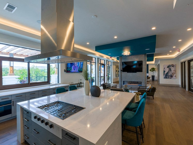 Ciel Luxury Apartments | Jacksonville, FL | Clubhouse