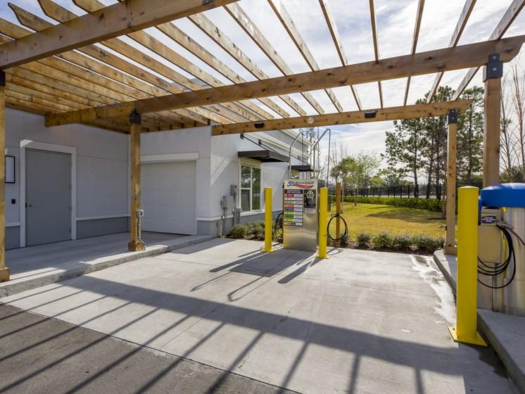 Ciel Luxury Apartments | Car Care Center
