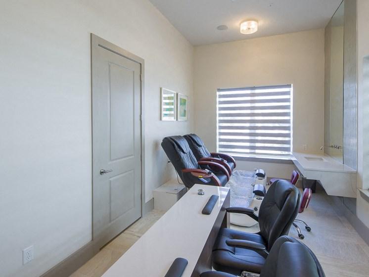 Ciel Luxury Apartments | Private Spa Treatment Room
