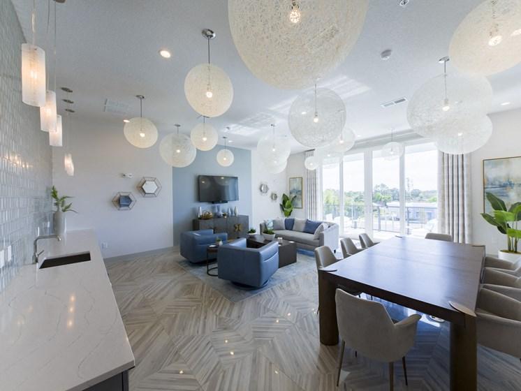 Ciel Luxury Apartments | Resident Sky Lounge
