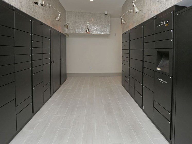 Ciel Luxury Apartments | Jacksonville, FL | Package Lockers